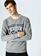 T-Box Sweatshirt Füme